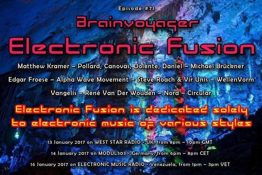 Banner Electronic Fusion E71