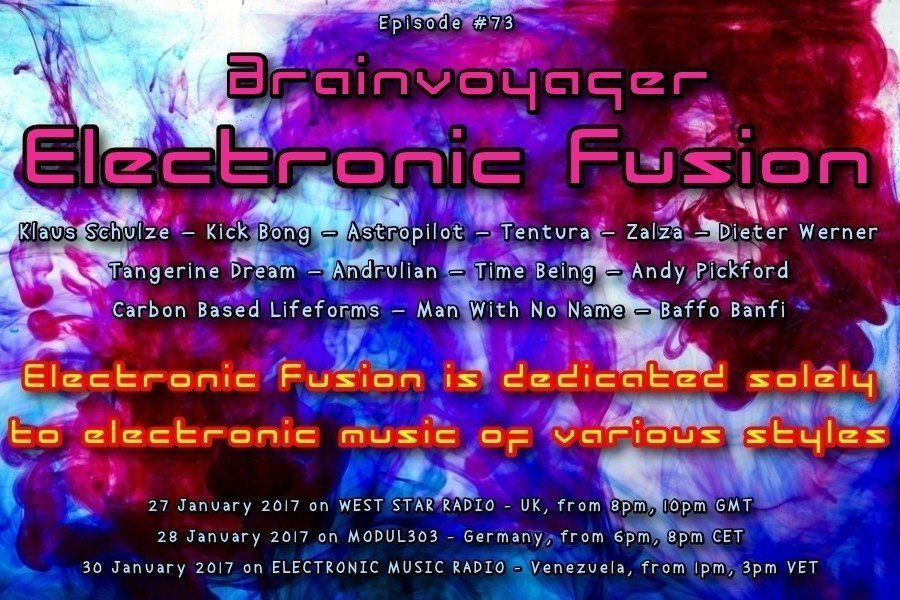 Banner Electronic Fusion E73