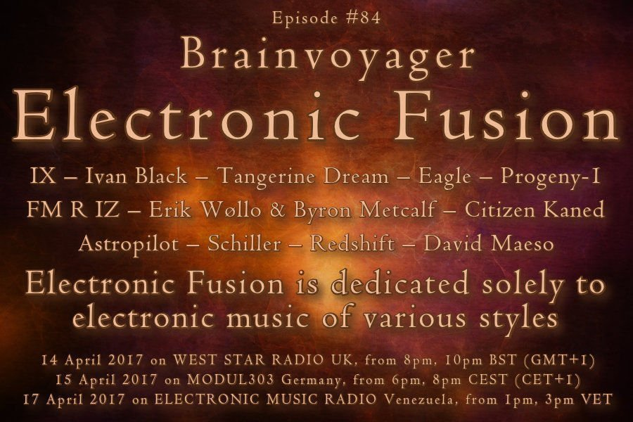 Banner Electronic Fusion E84
