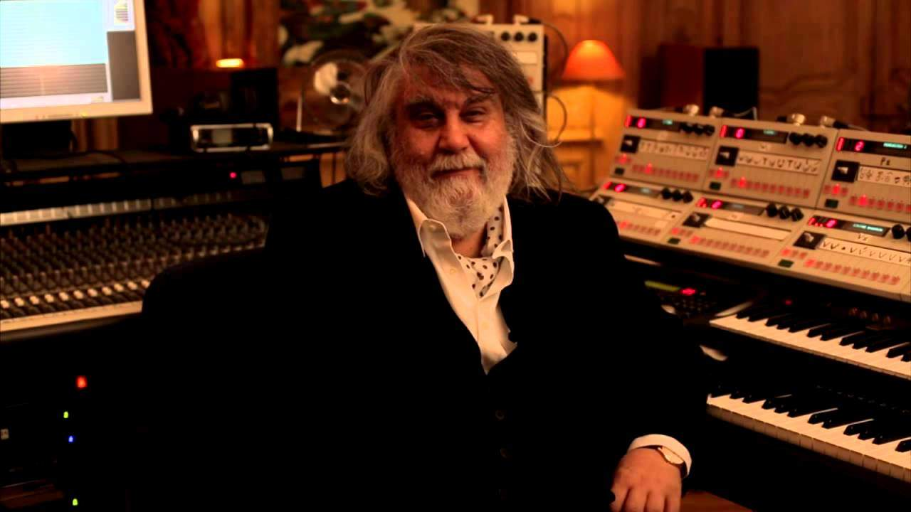 Vangelis - Electronic music of Brainvoyager