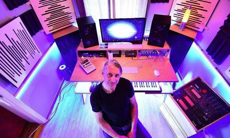 Sverre Knut Johansen - Electronic Fusion - Electronic Music of Brainvoyager