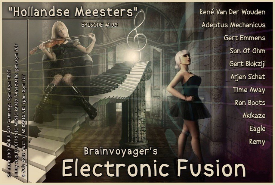 Banner Electronic Fusion EF199