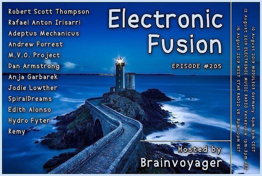 Banner Electronic Fusion E205