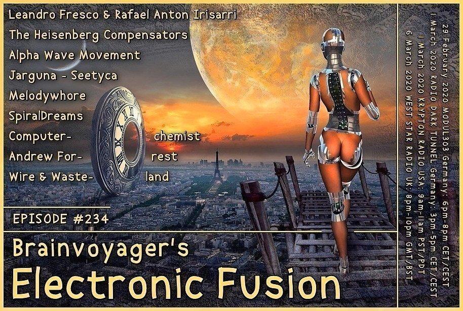 Banner Electronic Fusion E234