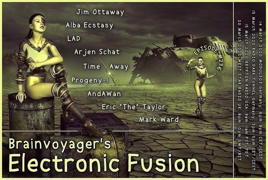 Banner Electronic Fusion E236