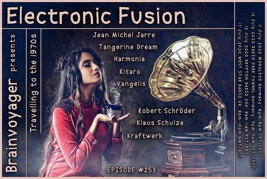 Banner Electronic Fusion E253