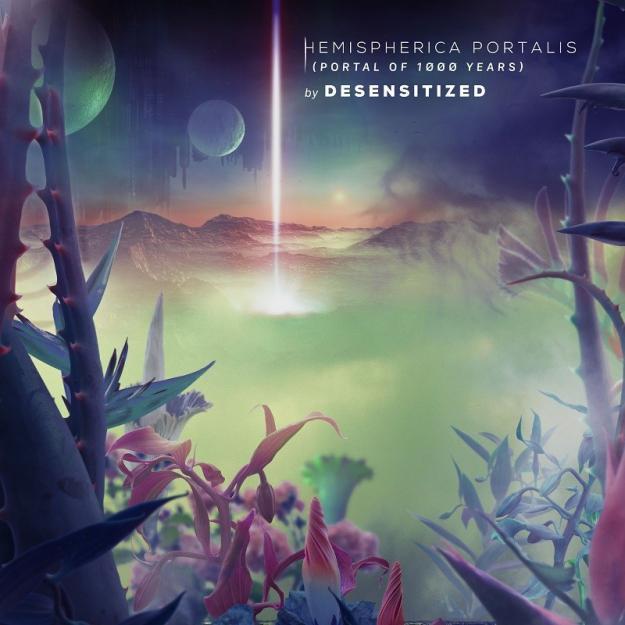 Desensitized - Hemispherica Portalis - Electronic music of Brainvoyager - Electronic Fusion