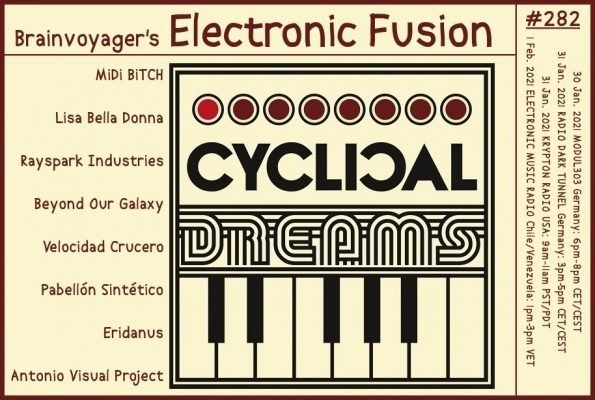 Banner Electronic Fusion E282