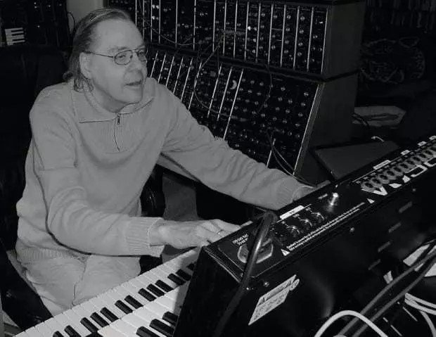 Klaus Schulze - 2 - Electronic Music of Brainvoyager