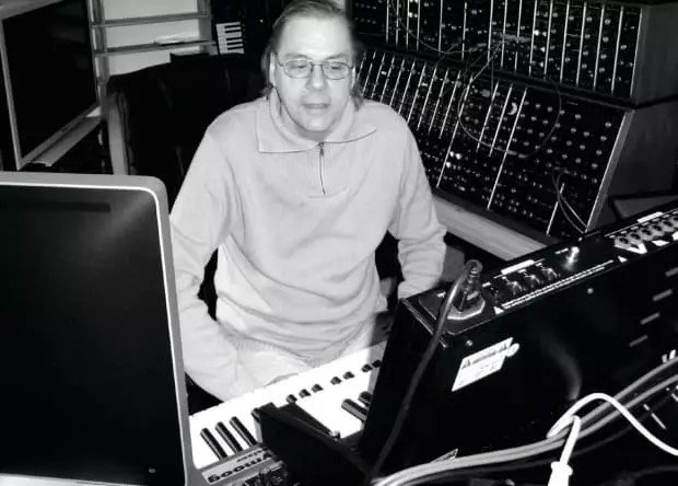 Klaus Schulze - 3 - Electronic Music of Brainvoyager