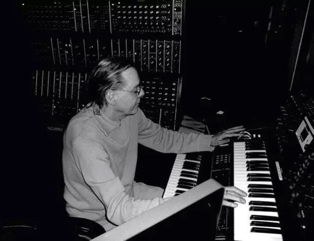 Klaus Schulze - 4 - Electronic Music of Brainvoyager