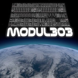 Logo Modul303 - free airplay - Electronic Fusion - Brainvoyager