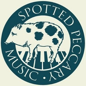 Logo Spotted Peccary Music - Brainvoyager