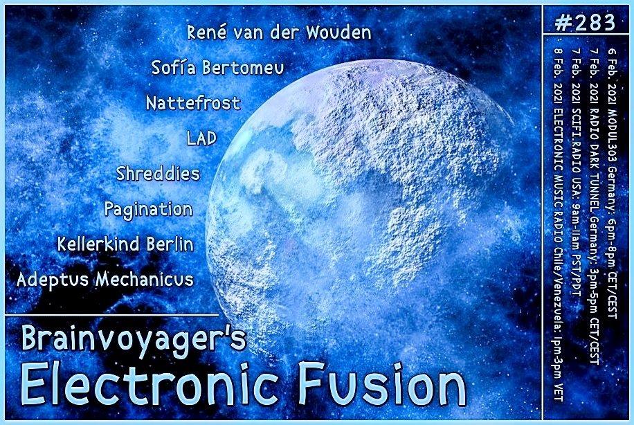 Banner Electronic Fusion E283