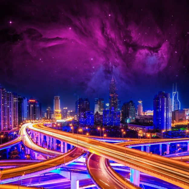 Keith Richie - Ambient Highways - Electronic Music of Brainvoyager