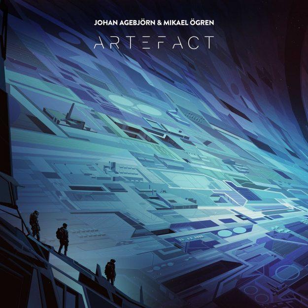 Artefact - Johan Agebjörn & Mikael Ögren - Electronic Music of Brainvoyager
