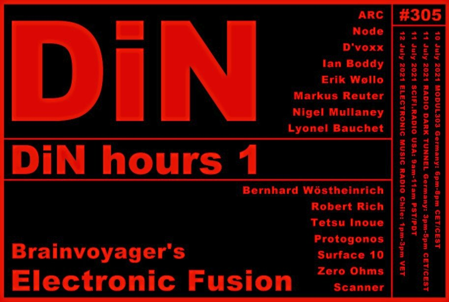 Banner Electronic Fusion E305
