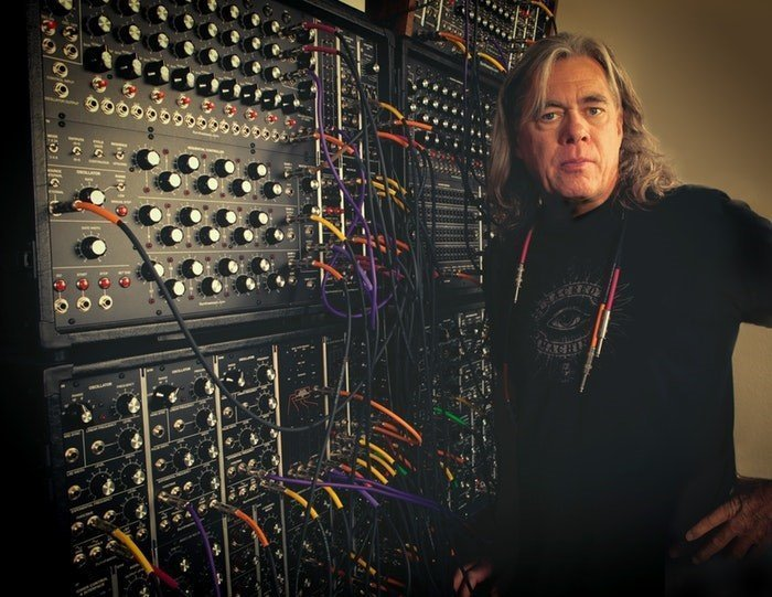 Steve Roach interviewed - Electronic Music of Brainvoyager