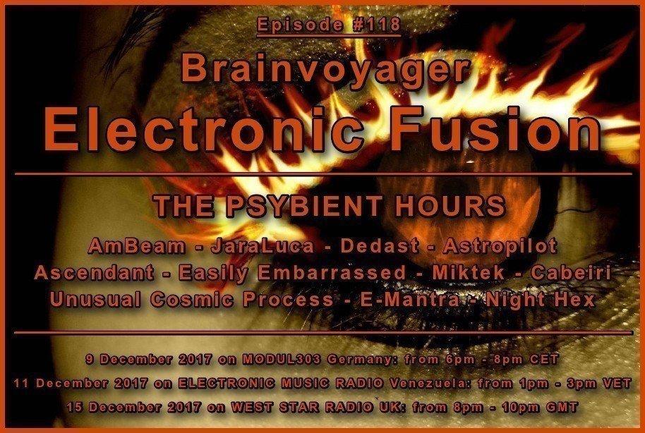 Banner Electronic Fusion E118