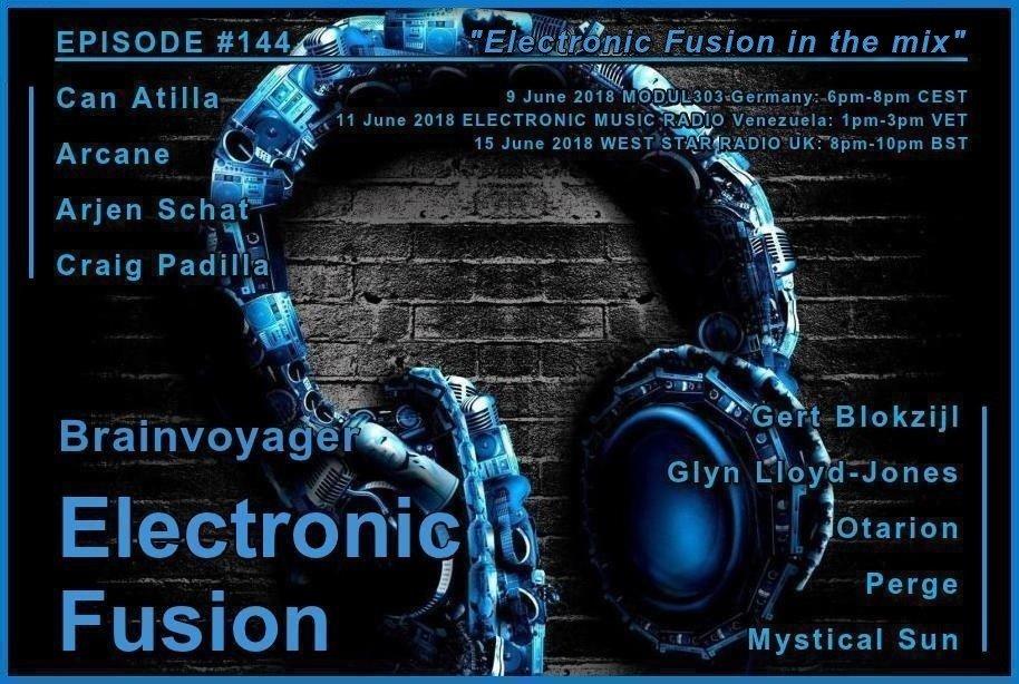 Banner Electronic Fusion E144